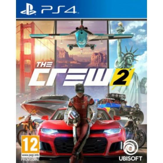 The Crew 2 - PS4 usato
