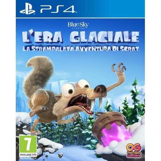 L'Era Glaciale: La Strampalata Avventura Di Scrat - Preorder PS4 - The Gamebusters