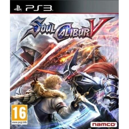 SoulCalibur V - PS3 usato