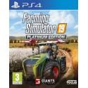 Farming Simulator 19 - Platinum Edition- PS4