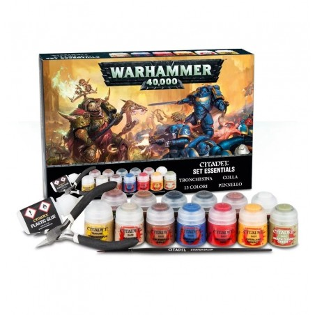 Warhammer 40.000 - Citadel Set Essentials - The Gamebusters