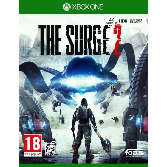 The Surge 2  - Xbox One - The Gamebusters