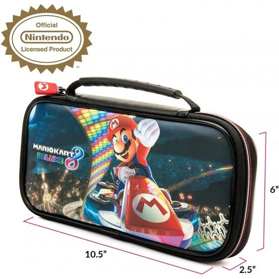 Custodia Deluxe - Mario Kart 8 Deluxe - Switch