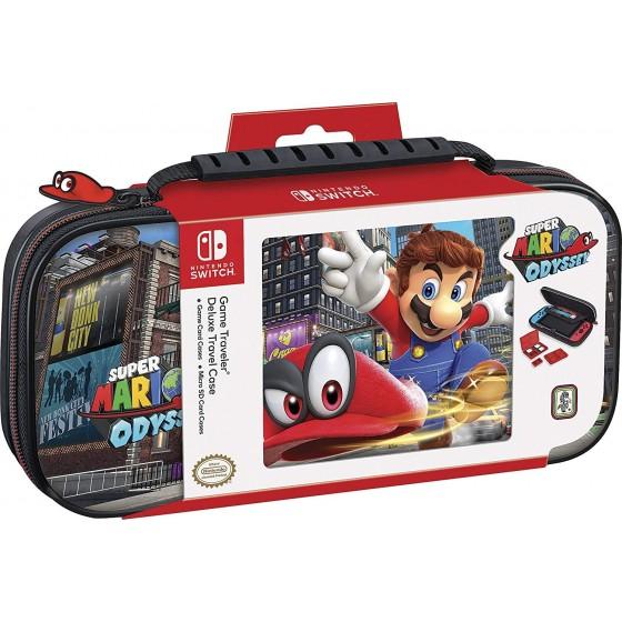 Custodia Deluxe - Mario Odyssey - Switch