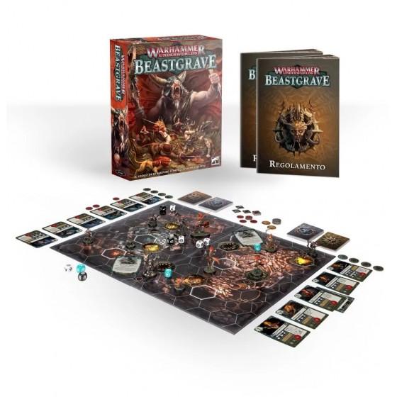 Warhammer Underworlds: Beastgrave - Set Base