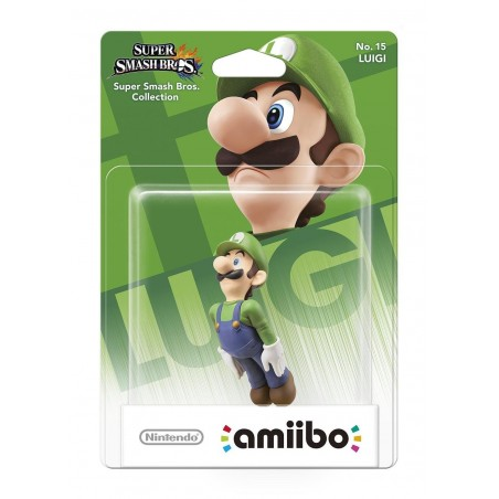 Nintendo Amiibo - Luigi - Super Smash Bros Ultimate