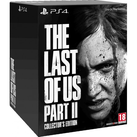 The Last of Us Part II - Collector's Edition - Preorder PS4