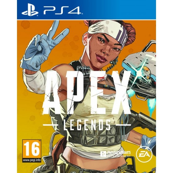 Apex Legends - Lifeline Edition - Preorder PS4 - The Gamebusters