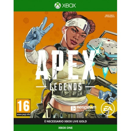 Apex Legends - Lifeline Edition - Preorder Xbox One - The Gamebusters