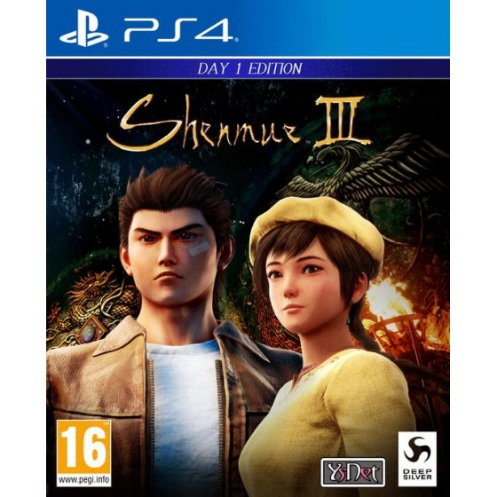Shenmue 3 - Preorder PS4 - The Gamebusters