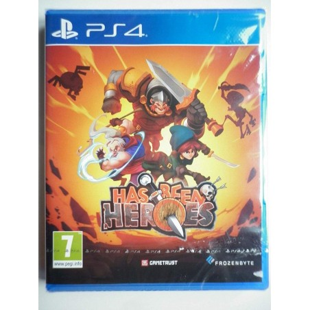 Has-Been Heroes - PS4
