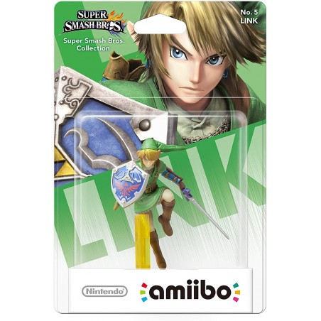 Nintendo Amiibo - Link - Super Smash Bros Ultimate