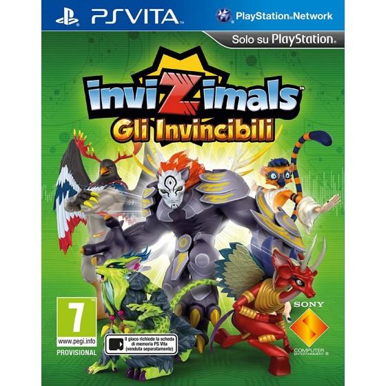 Invizimals Gli Invincibili - PSVita