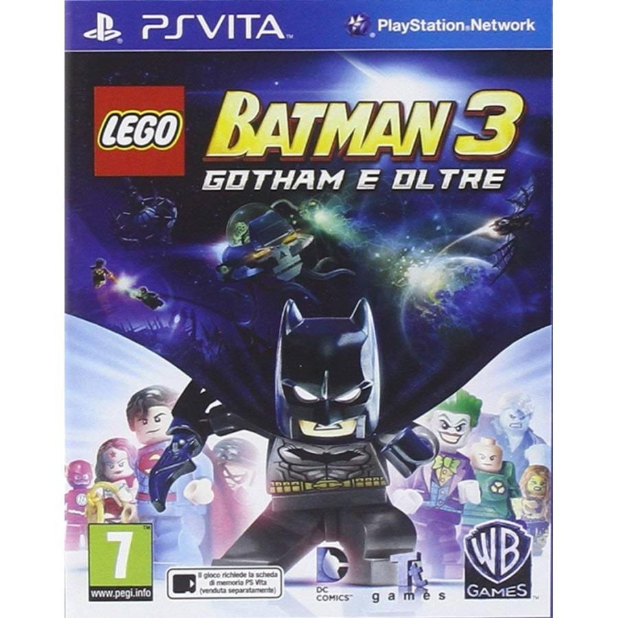LEGO Batman 3 - Gotham e Oltre - PSVita