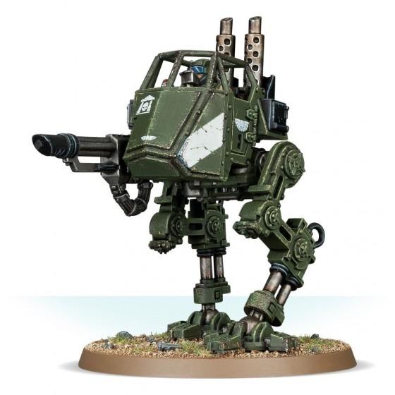 Warhammer 40.000 - Astra Militarum Sentinel