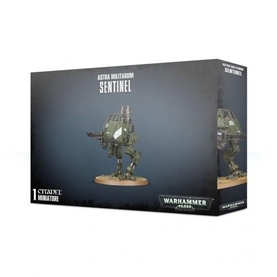 Warhammer 40.000 - Astra Militarum Sentinel - The Gamebusters