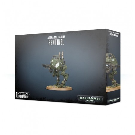 Warhammer 40.000 - Astra Militarum Sentinel - The Gamebusters