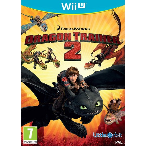 Dragon Trainer 2 - WiiU