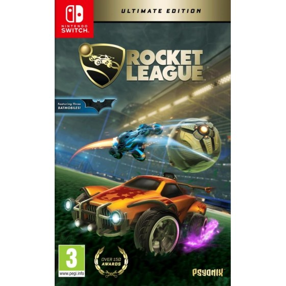 Rocket League - Ultimate Edition - Switch