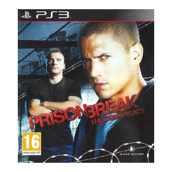 Prison Break - PS3