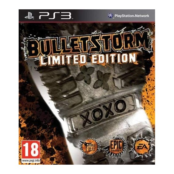 Bulletstorm - Limited Edition - PS3