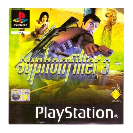 Syphon Filter 3 - PS1