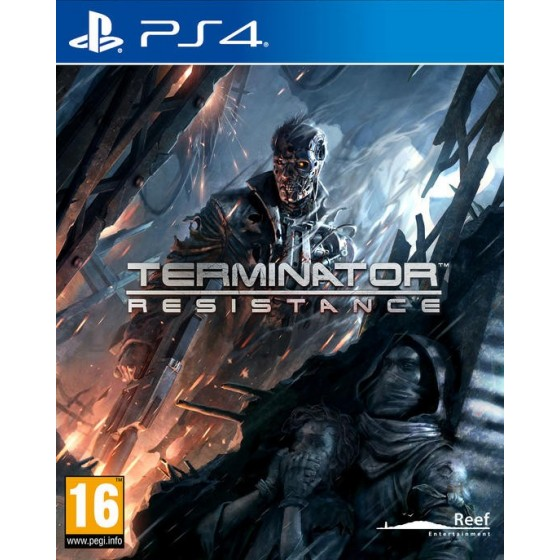 Terminator: Resistance - Preorder PS4 - The Gamebusters