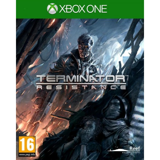 Terminator: Resistance - Preorder Xbox One - The Gamebusters