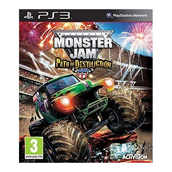 Monster Jam - PS3