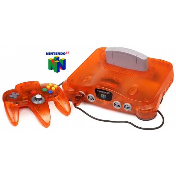 Console Nintendo 64 Arancione - Usato