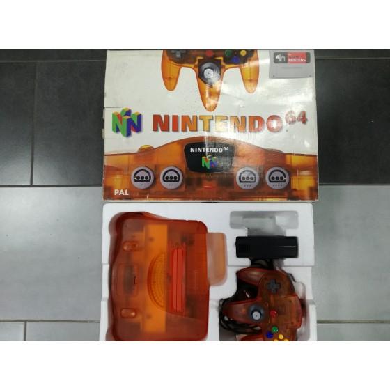 Console Nintendo 64 Arancione - Nintendo 64 usato