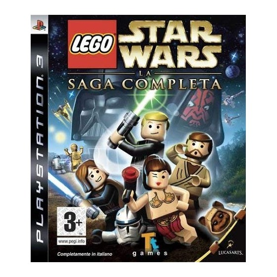 LEGO Star Wars: La Saga Completa - PS3
