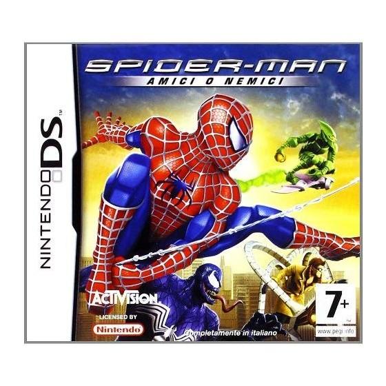 Spider-Man: Amici o Nemici - DS
