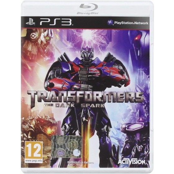 Transformers: The Dark Spark - PS3
