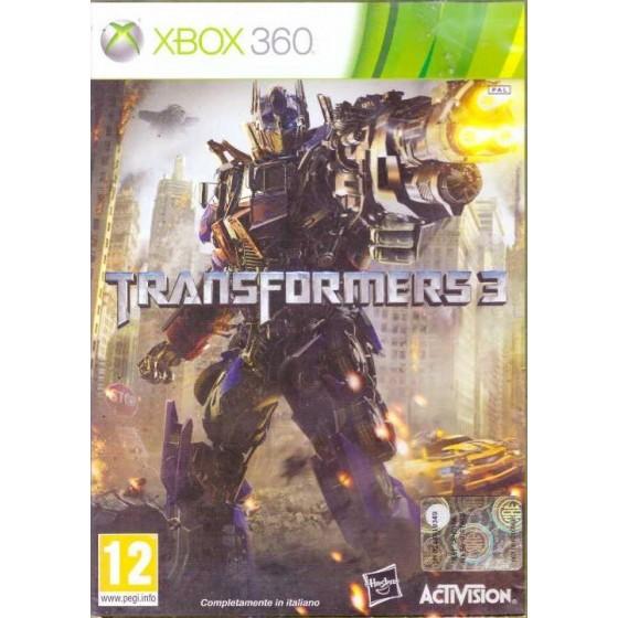 Transformers 3 - Xbox 360