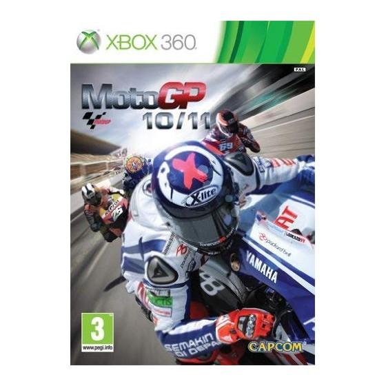 MotoGP 10/11 - Xbox 360 usato