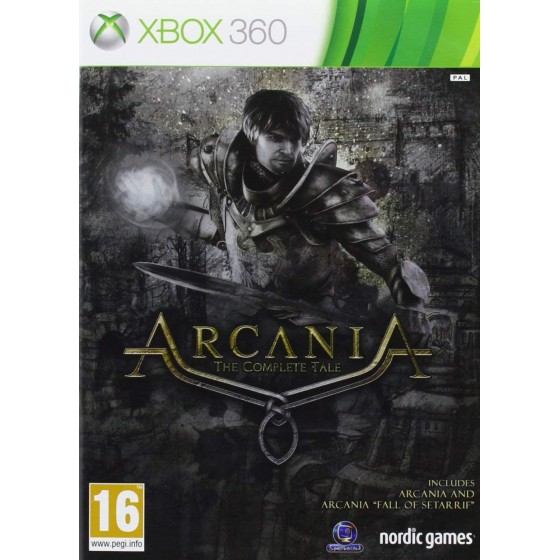 Arcania: The Complete Tale - Xbox 360