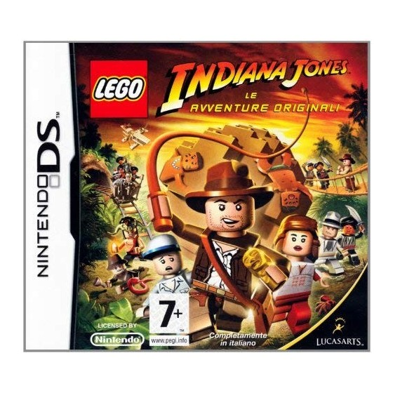 LEGO Indiana Jones - DS