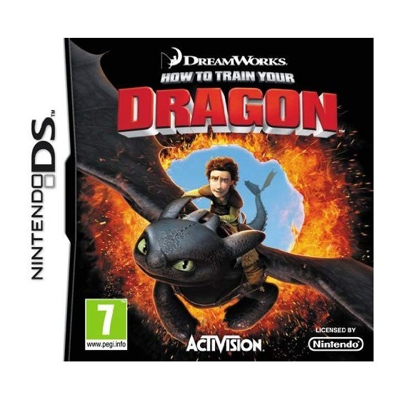 Dragon Trainer - DS