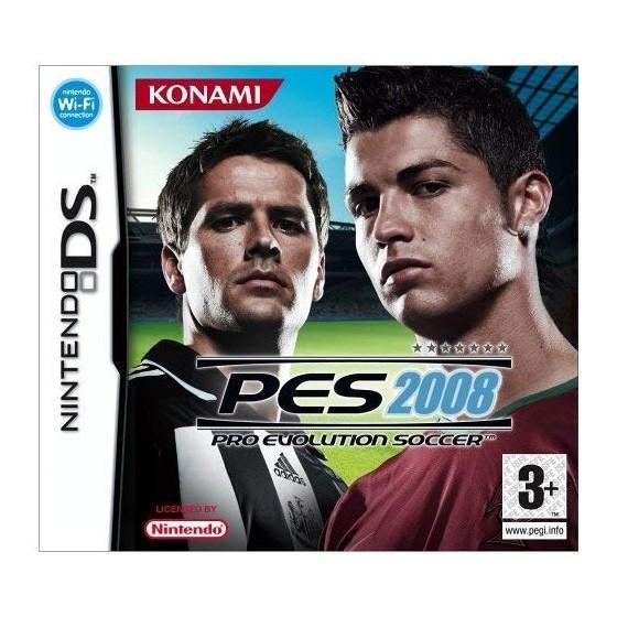 PES 2008 - DS