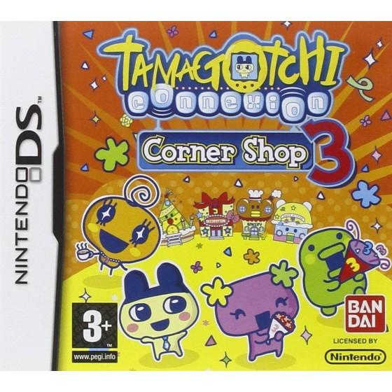 Tamagotchi Connexion Corner Shop 3 - DS