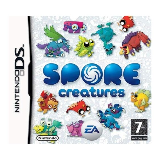 Spore Creatures - DS