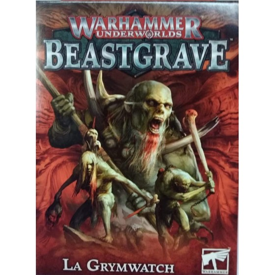 Warhammer Underworlds Beastgrave - La Grymwatch - The Gamebusters