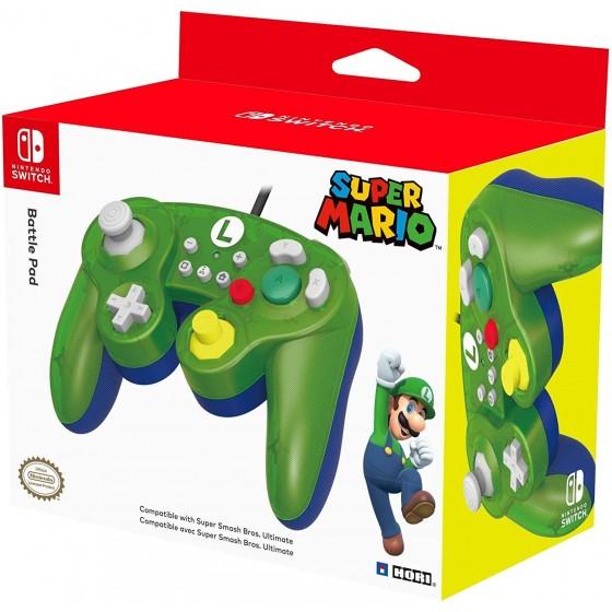 Controller GameCube HORI Luigi - Switch