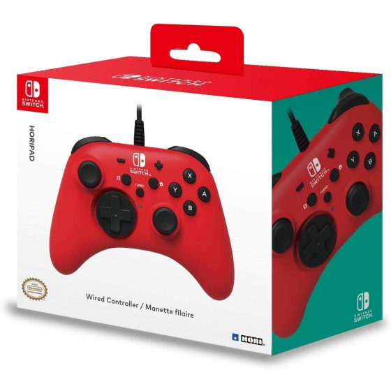 Pro Controller HORI Rosso - Switch