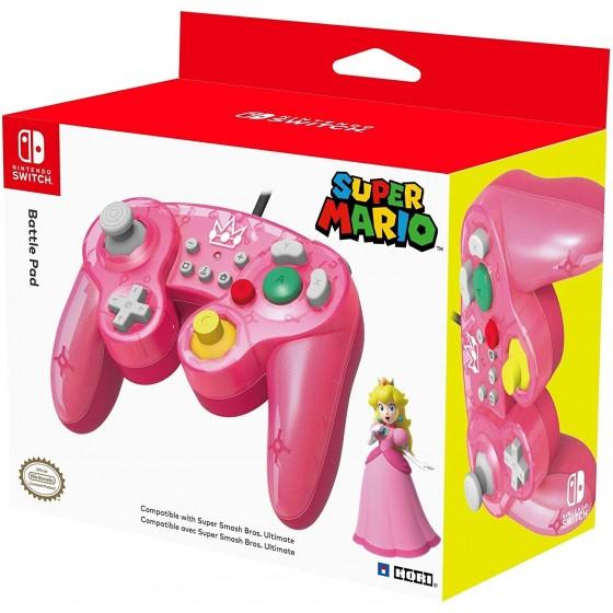 Controller GameCube HORI Peach - Switch