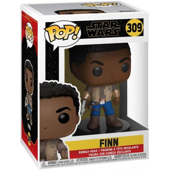Funko Pop! - Finn (309) - Star Wars