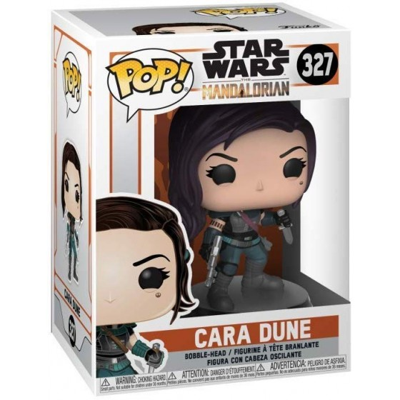Funko Pop! - Cara Dune (327) - Star Wars