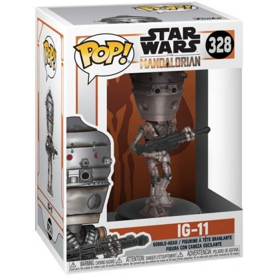 Funko Pop! - IG-11 (328) - Star Wars