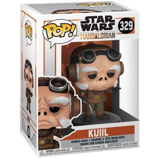 Funko Pop! - Kuiil (329) - Star Wars